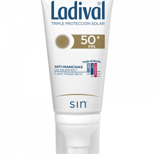 LADIVAL ANTI-MANCHAS CON DELÉNTIGO® TOQUE SECO 50 ML