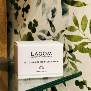 LAGOM CELLUS WHITE MOISTURE CREAM 50 ML